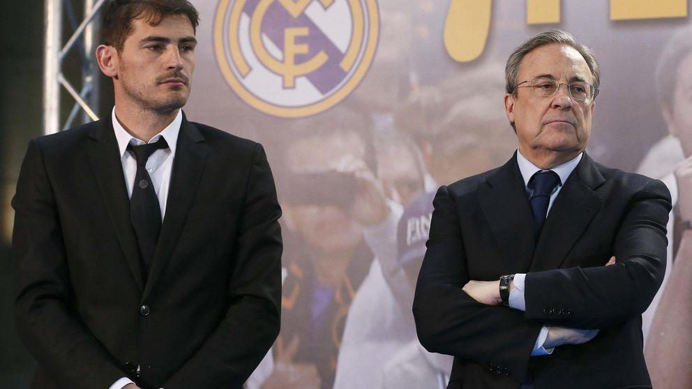 Casillas y el Madrid ya negocian en secreto la salida del guardameta