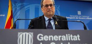 Post de El gobierno de Quim Torra aumenta las subvenciones a las televisiones en catalán