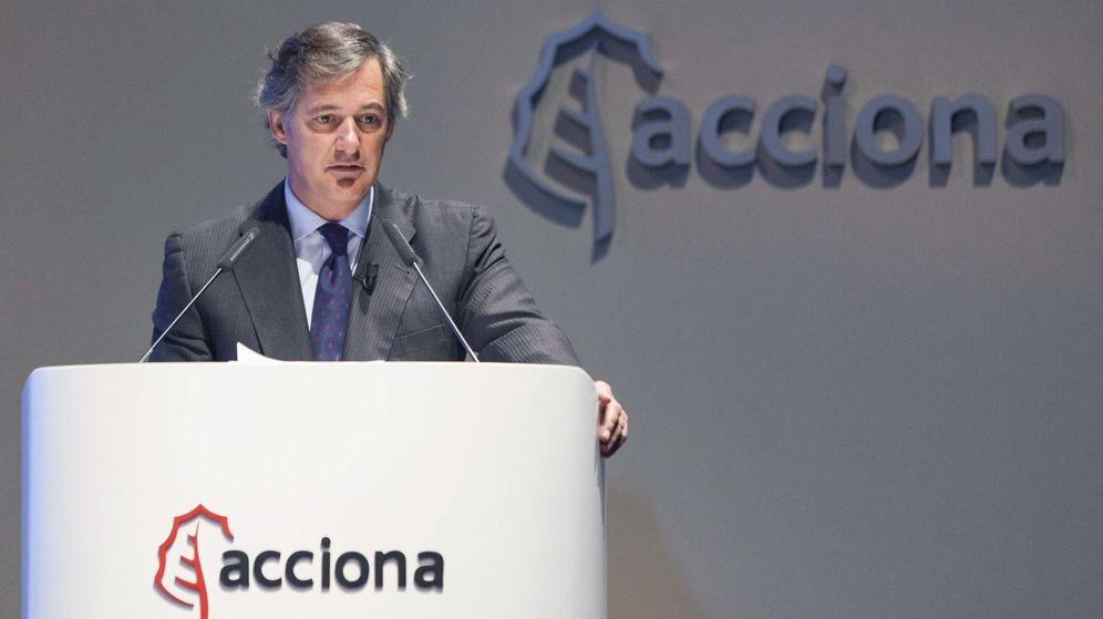 Foto: José Manuel Entrecanales, presidente de Entrecanales. (EFE)