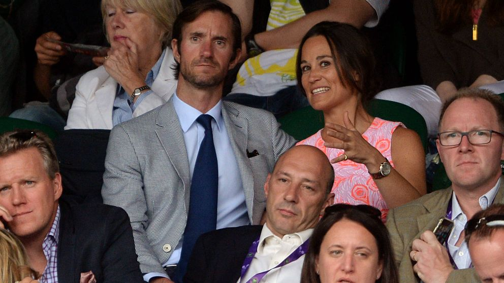 Pippa Middleton ya tiene fecha de boda: se casa en mayo