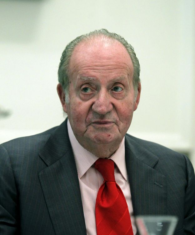 Foto: El Rey Juan Carlos estuvo en la casa de Paco Fanjul (EFE)