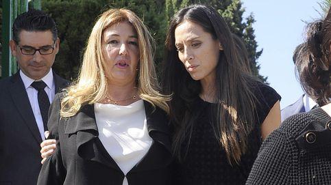 El funeral de Elena Arnedo devuelve la relación de los Boyer y los Preysler al limbo