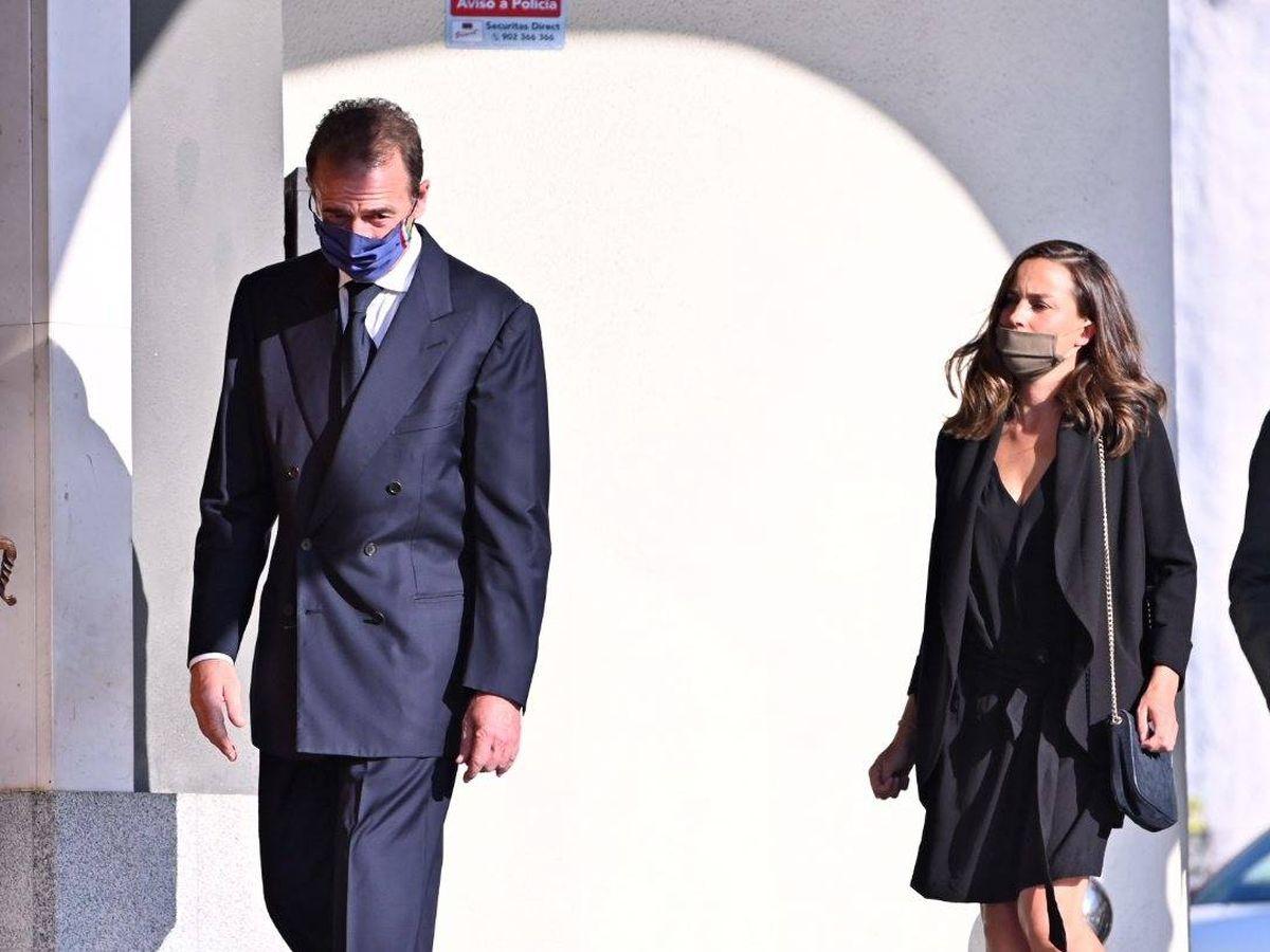 Foto: Alessandro Lequio y María Palacios. (Cordon Press)