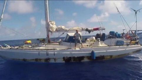 Rescatan a dos jóvenes que llevaban cinco meses perdidas en el Océano Pacífico