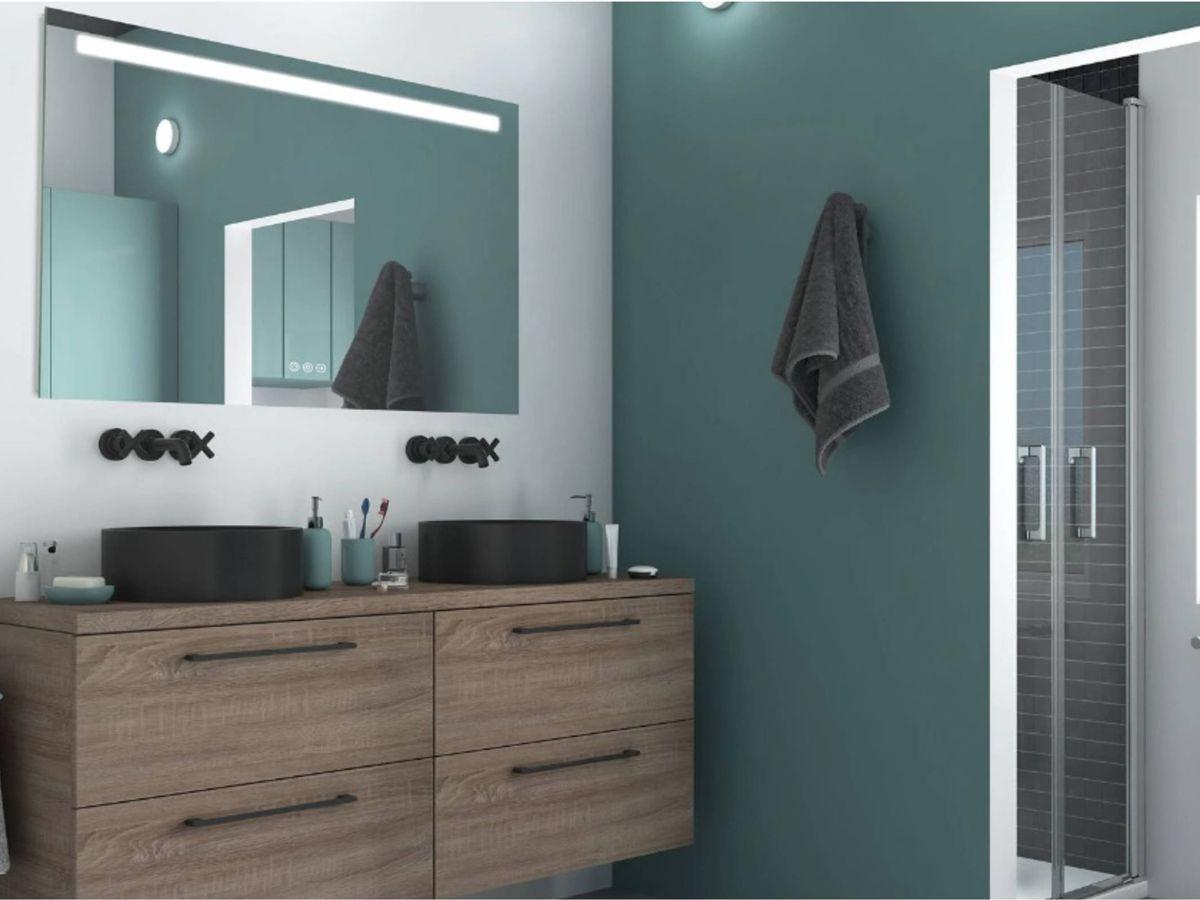 Foto: Soluciones de Leroy Merlín para un baño ordenado. (Cortesía)