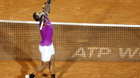 Nadal tiene la cabeza para sacar adelante los días malos, Djokovic ya no