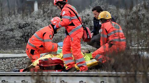 Al menos cuatro muertos y cien heridos por el descarrilamiento de un tren en Milán