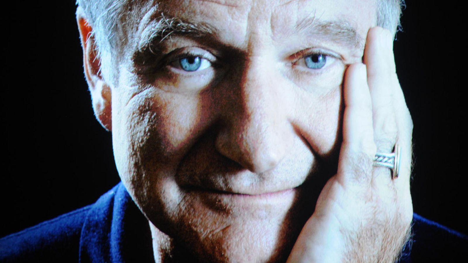 Foto: El difunto actor Robin Williams (Gtres)