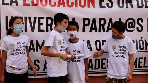 Españoles discriminados