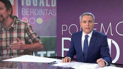 Vicente Vallés no se arruga: su último dardo a Pablo Iglesias tras los ataques recibidos