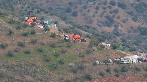 Caos, dudas y miedos: así está siendo el lento rescate de Julen en Totalán (Málaga)