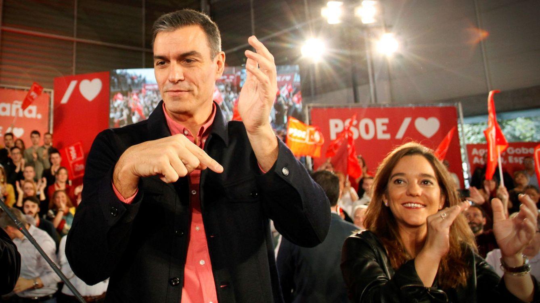 El papel clave de la alcaldesa de A Coruña en la guerra del Gobierno contra Tebas