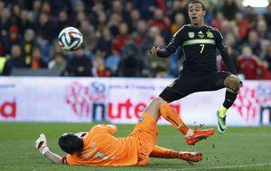 Thiago no mejora y está descartado para ir al Mundial de Brasil