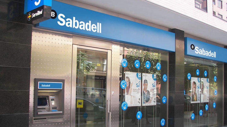 Oficina de Sabadell.