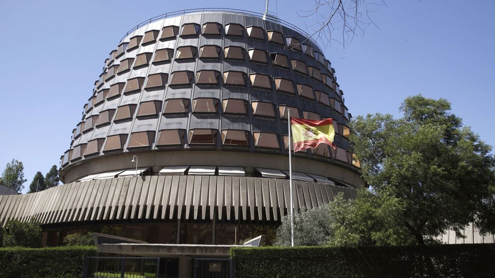 Foto: Tribunal Constitucional (EFE)