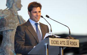 Francisco Rivera prepara su programa electoral