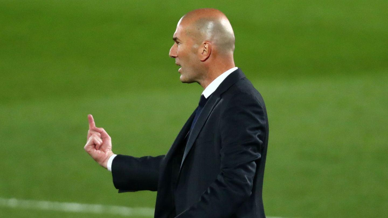 Zidane en una imagen de archivo. (Reuters)