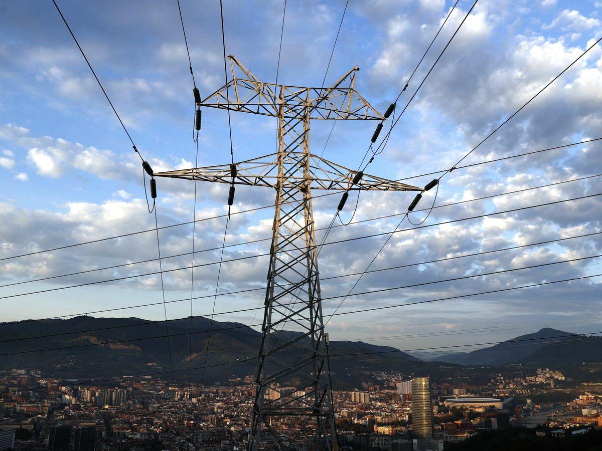 Foto: Torreta eléctrica. (EFE)