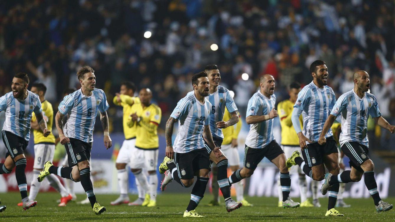 Argentina jugó su mejor partido, pero sólo fue capaz de ganarlo en los penaltis