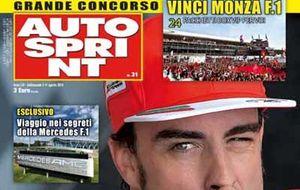 Alonso pide 35 millones por temporada a Ferrari hasta 2019
