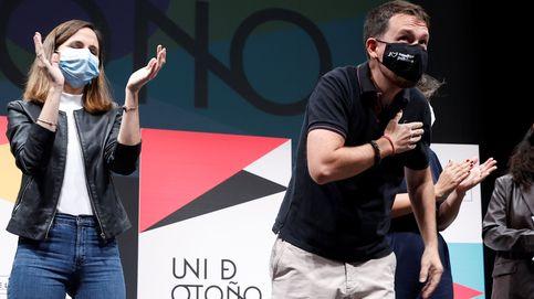 Podemos cambia el paso de la legislatura tras los PGE y comienza a alejarse del PSOE