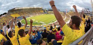 Post de Al estadio, con cita previa: Las Palmas quiere ser el primer equipo con público de Europa