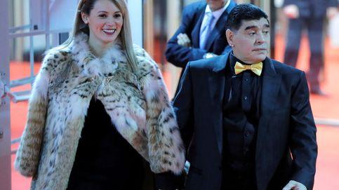 Maradona: escalofriantes declaraciones sobre su expareja, Rocío Oliva