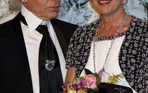 Carolina de Mónaco, una espectacular abuela en el Baile de la Rosa