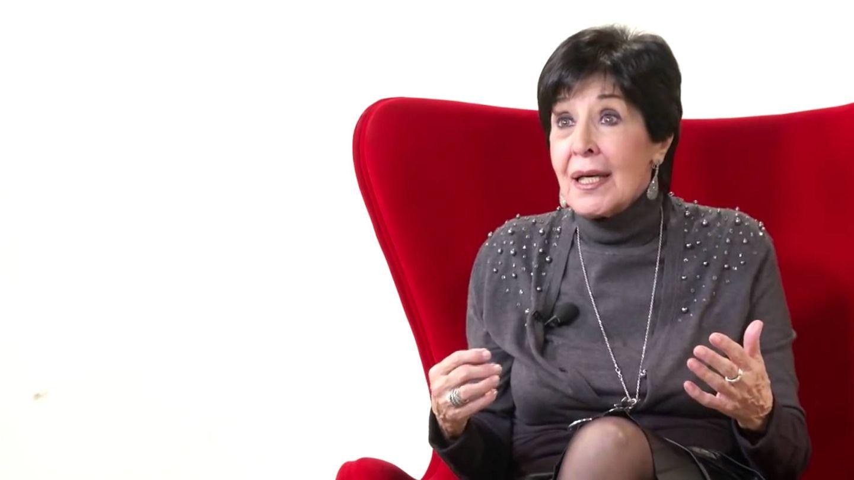 La actriz y presentadora Concha Velasco'. (Atresmedia)