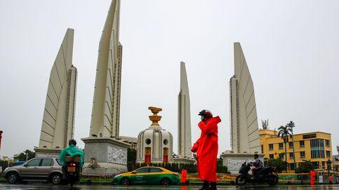 Nuevas protestas contra el Gobierno en Bangkok