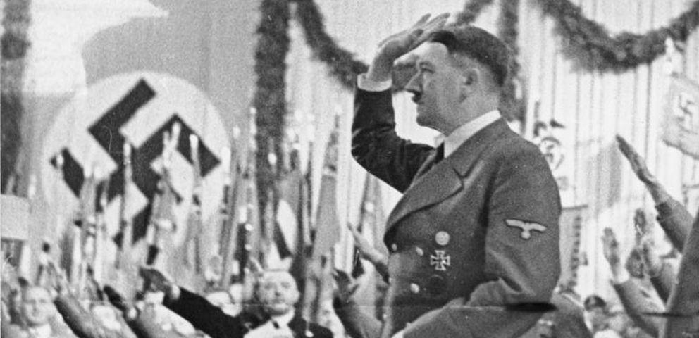 Foto: Adolf Hitler en Berlín en el año 1943 (CC)