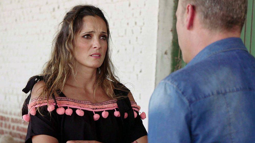 Foto: Patricia deja 'Granjero busca esposa' por el amor de otro granjero. (Cuatro)