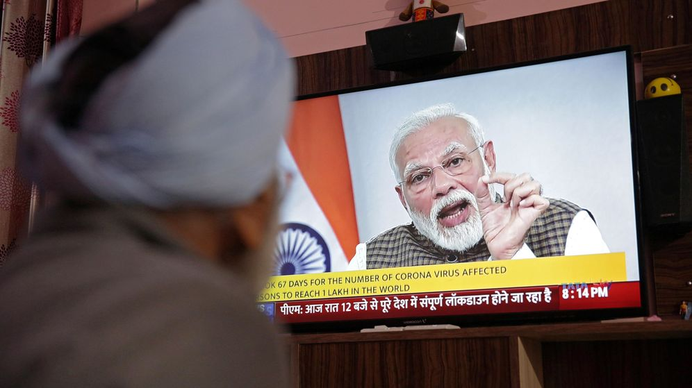 Foto: Narendra Modi. (Reuters)