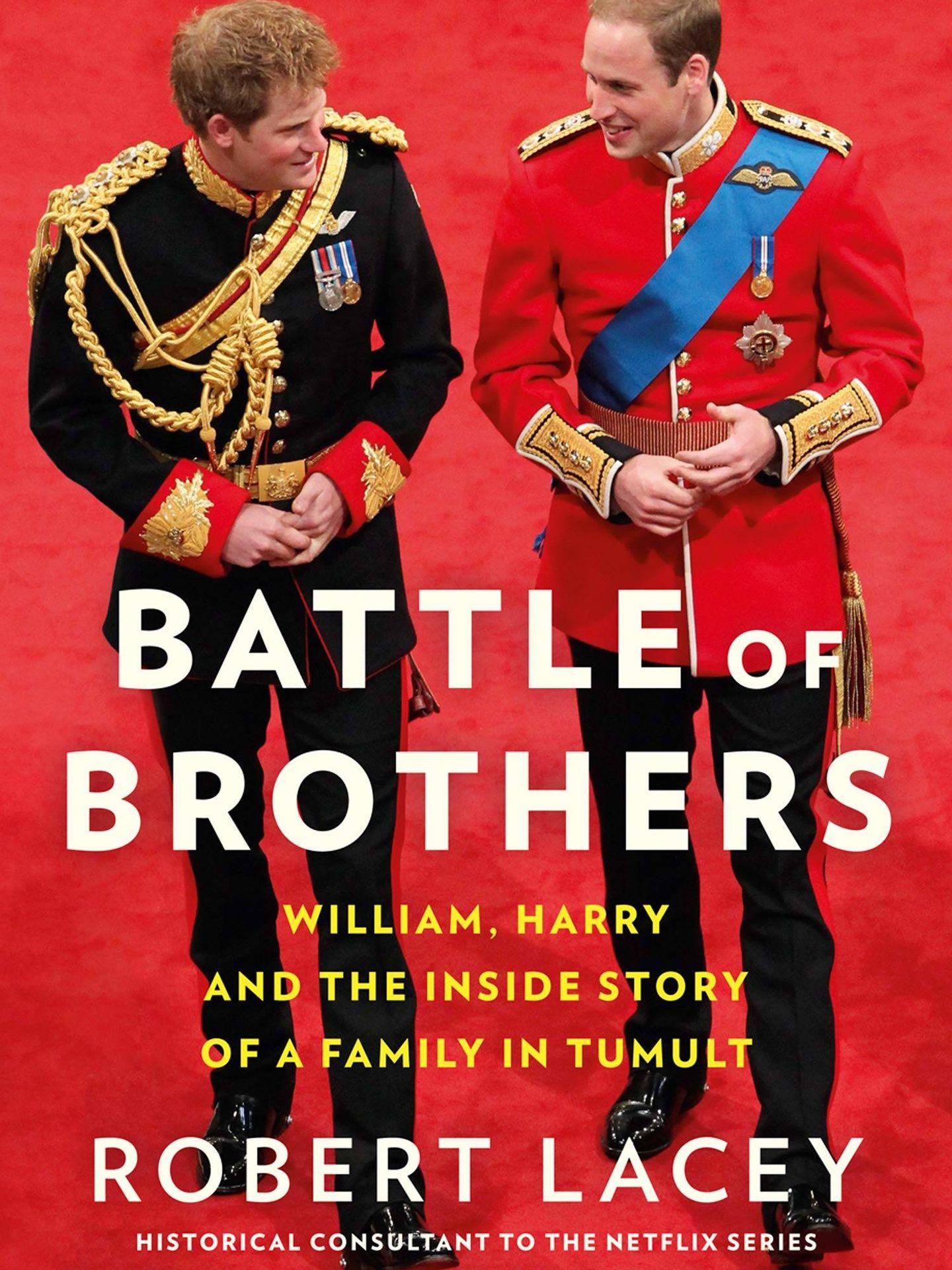 Portada del libro 'Battle of Brothers', que saldrá publicado el próximo 15 de octubre. (Amazon)