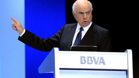 El BBVA gana el 64,3% más por la pérdida  extraordinaria del año pasado