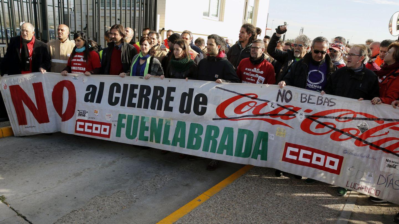 El cierre de Fuenlabrada marcó un hito de la lucha sindical