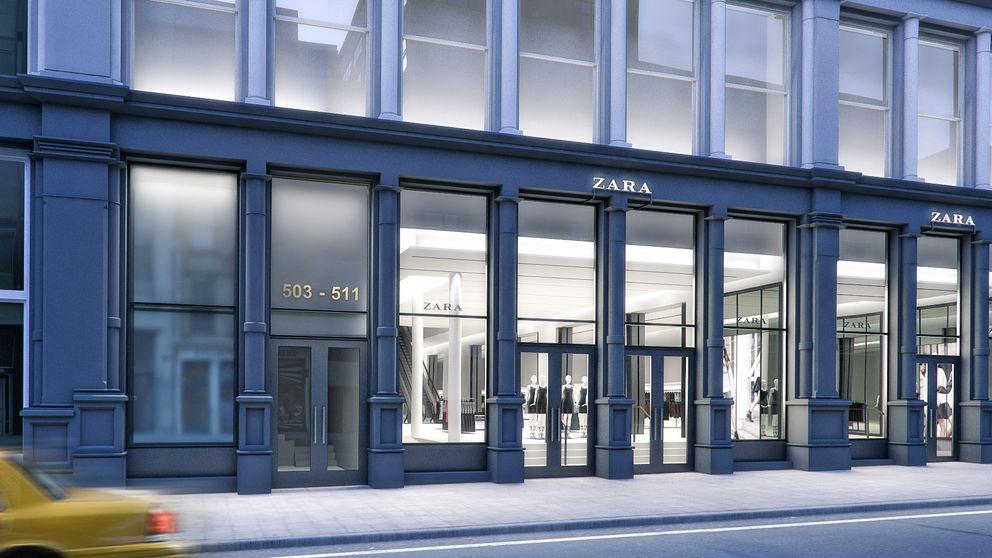 Inditex compra por 280 millones un tienda para Zara en el SoHo