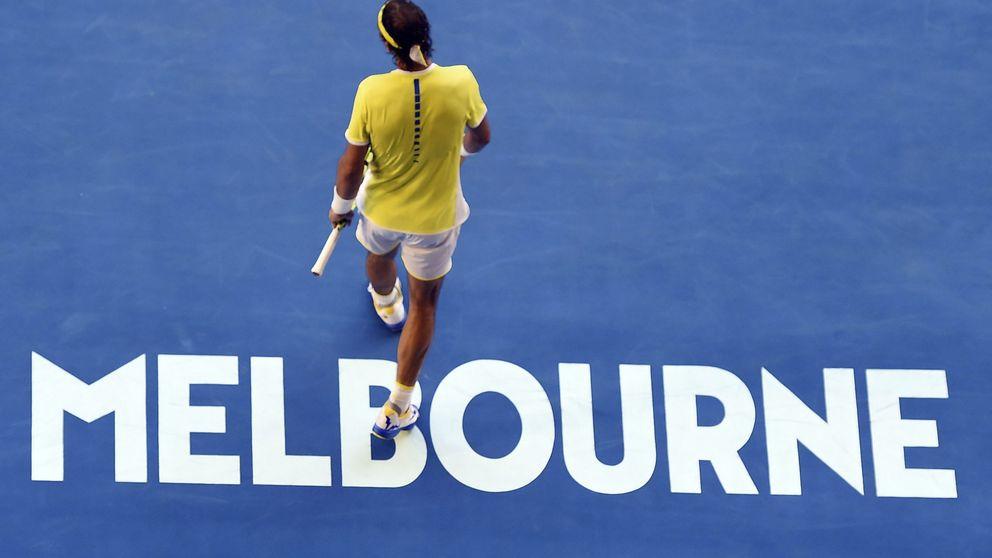 El prematuro adiós de Rafa Nadal al Open de Australia