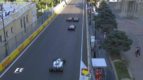 A Vettel se le va la cabeza y embiste a Hamilton en plena carrera