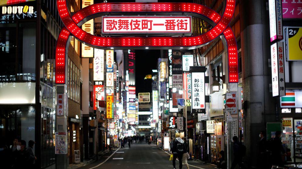 Foto: Una calle en Tokio, Japón. (Reuters)