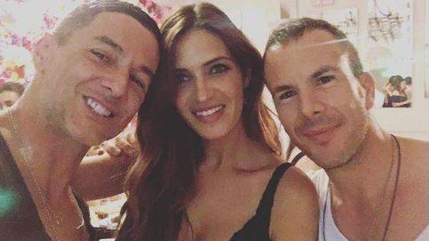 Sara Carbonero se va de cumpleaños ajena a la polémica sobre 'Quiero ser'