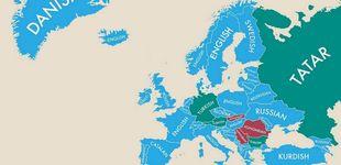 Post de Náhualt, fula, misquito, mirandés, catalán... el mapa de las segundas lenguas
