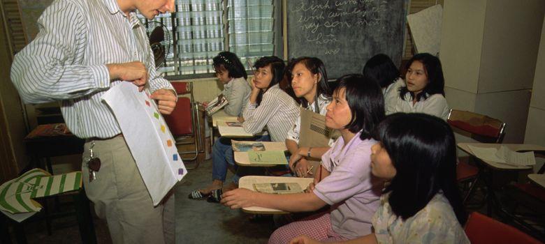 Foto: La educación en Hong Kong ha cambiado sensiblemente durante los últimos años. (Corbis)
