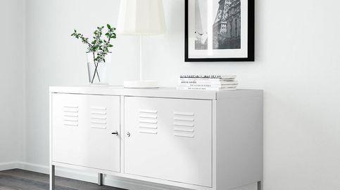 DIY: convierte este mueble de metal de Ikea en un impresionante armario vintage