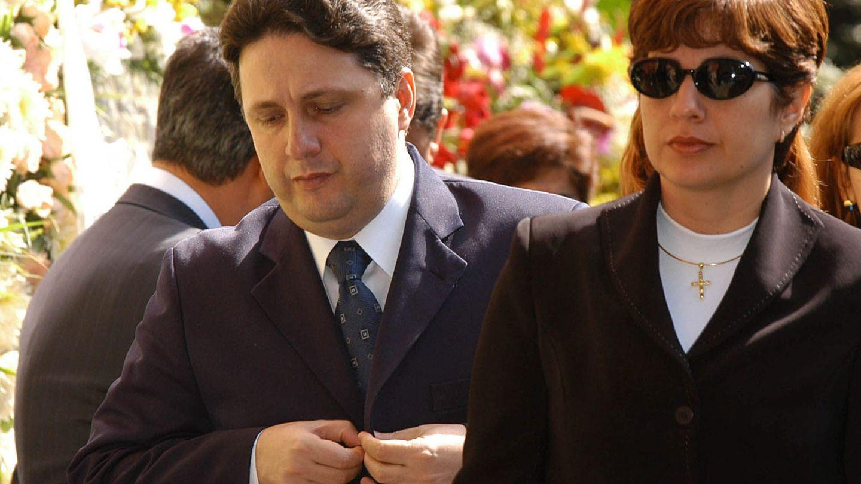Anthony Garotinho y su esposa Rosinha, en una foto de archivo de 2003. (EFE)