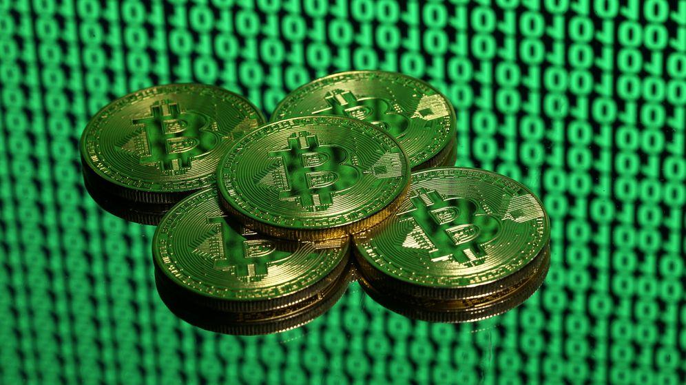 Foto: Infografía de Bitcoin (Reuters)