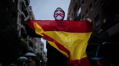 Barrio de Salamanca grita els carrers seran sempre nostres!