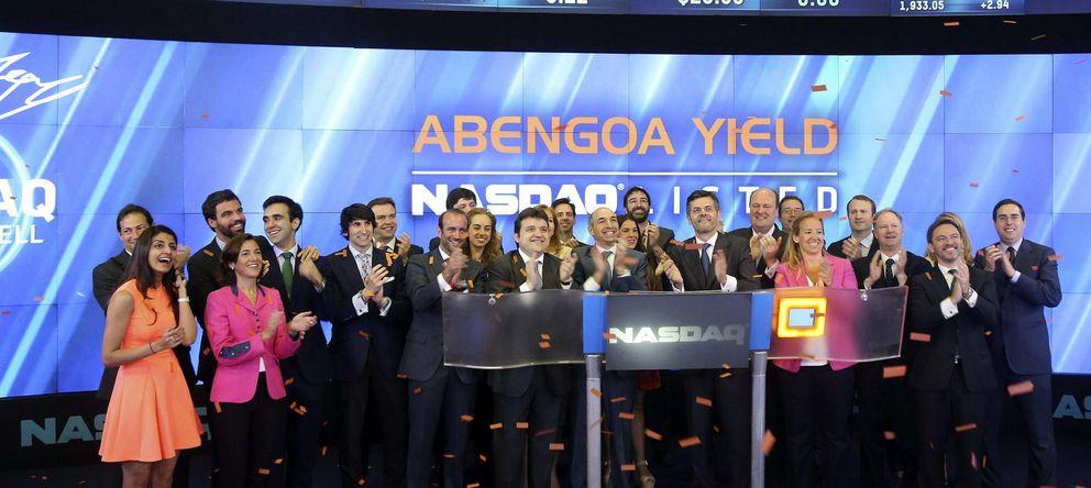 Foto: Abengoa se embolsará 285 millones de dólares con la colocación de Abengoa Yield