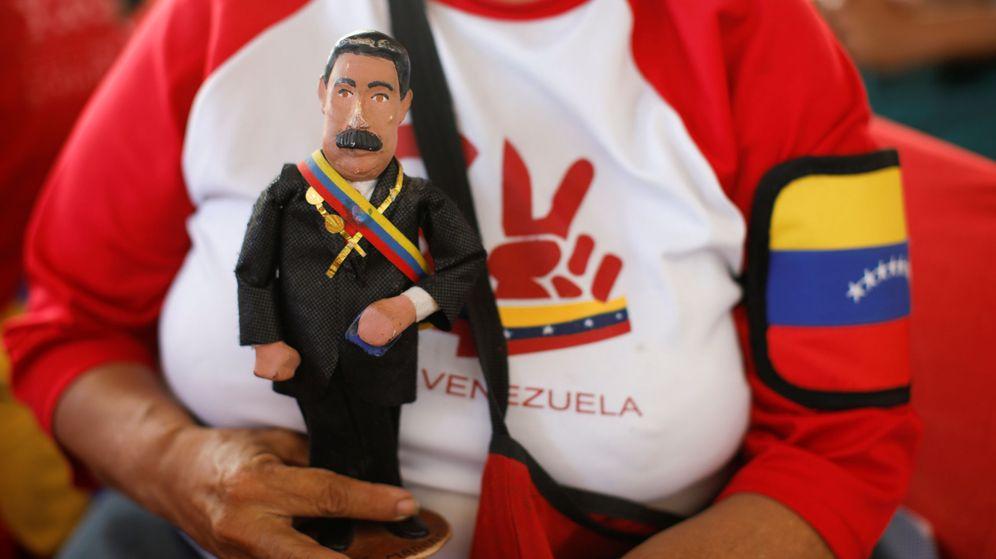 Foto: Seguidores de Maduro durante una manifestación en Caracas. (Reuters)