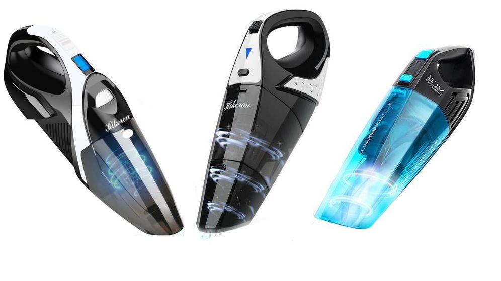 Foto: Comparativa de las mejores aspiradoras de mano sin cable